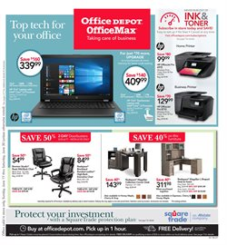 Electronics & Office Supplies deals in the Office Depot weekly ad in Memphis TN