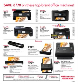 Tablet deals in the Office Depot weekly ad in Livonia MI
