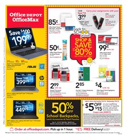 Office Depot Deals In The San Diego CA Weekly Ad
