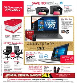 Office Depot Deals In The Miami FL Weekly Ad
