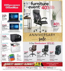 Electronics & Office Supplies deals in the Office Depot weekly ad in Santa Clara CA