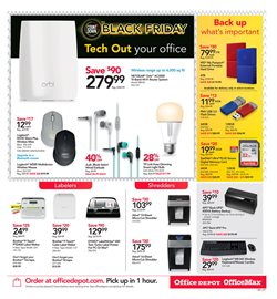 Keyboard deals in the Office Depot weekly ad in Redding CA