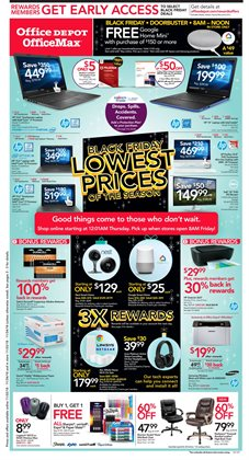 Electronics & Office Supplies deals in the Office Depot weekly ad in Tucson AZ