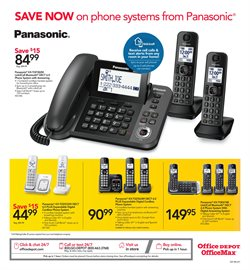 Phones deals in the Office Depot weekly ad in Arvada CO