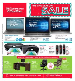 Laptop deals in the Office Depot weekly ad in Bessemer AL
