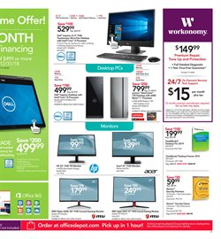 Video deals in the Office Depot weekly ad in Arvada CO