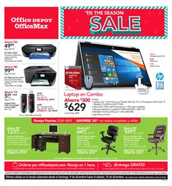 Laptop deals in the Office Depot weekly ad in Bayamon PR