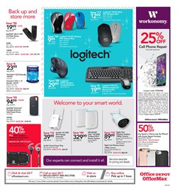 Phones deals in the Office Depot weekly ad in Lakewood WA