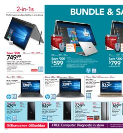 DELL deals in the Office Depot weekly ad in New York