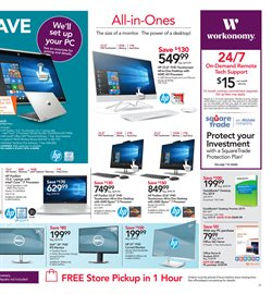 TV deals in the Office Depot weekly ad in Memphis TN