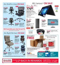 Printer deals in the Office Depot weekly ad in Irvine CA
