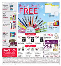 Black Friday deals in the Office Depot weekly ad in New York