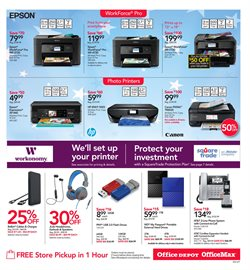 Phones deals in the Office Depot weekly ad in Baytown TX