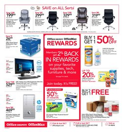 Keyboard deals in the Office Depot weekly ad in Bothell WA