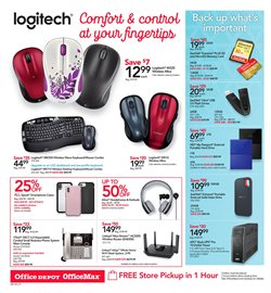 Phones deals in the Office Depot weekly ad in Bothell WA