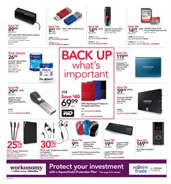 Headphones deals in the Office Depot weekly ad in Concord CA