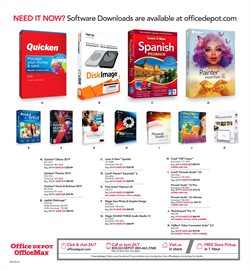 Video deals in the Office Depot weekly ad in Victoria TX