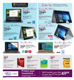 Picture & sound deals in the Office Depot weekly ad in Pontiac MI