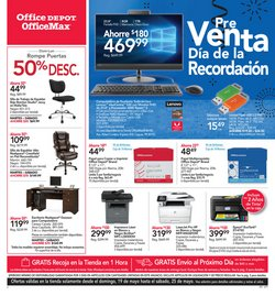 Electronics & Office Supplies deals in the Office Depot weekly ad in Bayamon PR