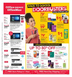 Electronics & Office Supplies deals in the Office Depot weekly ad in Kirkland WA