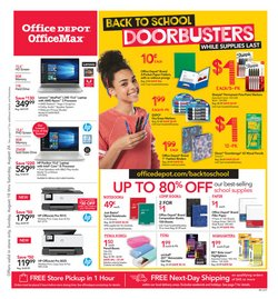 Electronics & Office Supplies deals in the Office Depot weekly ad in Sugar Land TX