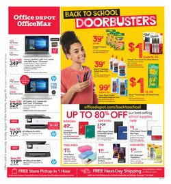Electronics & Office Supplies deals in the Office Depot weekly ad in Canton MI