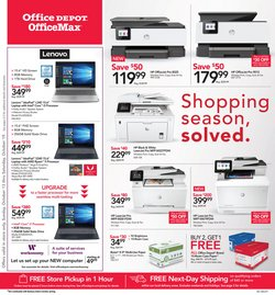 Electronics & Office Supplies deals in the Office Depot weekly ad in Las Vegas NV