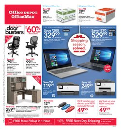 Electronics & Office Supplies deals in the Office Depot weekly ad in Saint Louis MO