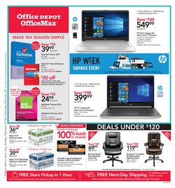 Electronics & Office Supplies offers in the Office Depot catalogue in Knoxville TN ( Expires today )
