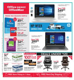 Electronics & Office Supplies offers in the Office Depot catalogue in Long Beach CA ( 2 days ago )