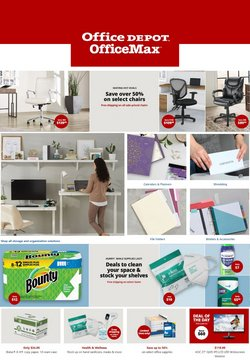 Office Depot catalogue ( 3 days ago )