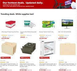 Office Depot catalogue in Houston TX ( Expired )