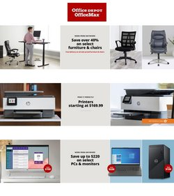 Electronics & Office Supplies offers in the Office Depot catalogue in Biloxi MS ( 7 days left )