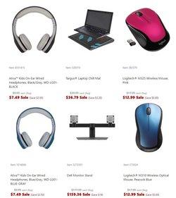 Laptop deals in Office Depot