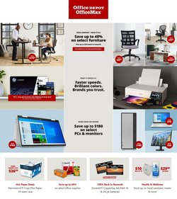Office Depot deals in the Office Depot catalog ( Expired)