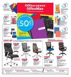 Office Depot deals in the Atlanta GA weekly ad