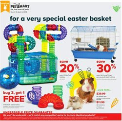 Pet Smart deals in the Bismarck ND weekly ad
