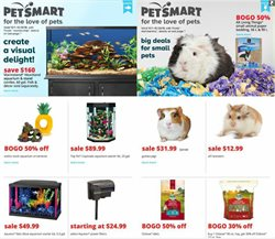 Pet Smart deals in the Zanesville OH weekly ad