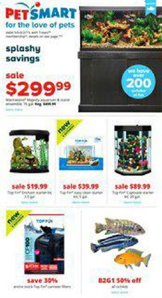 Pet Smart deals in the Asheville NC weekly ad