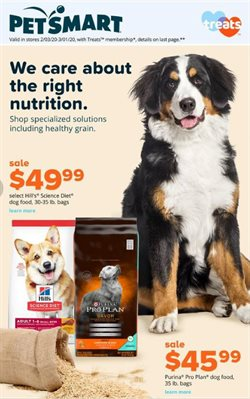 Pet Smart catalogue in El Monte CA ( 4 days left )