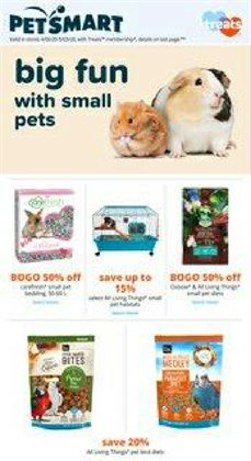 Pet Smart catalogue in Jefferson City MO ( Expired )