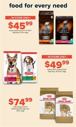 Grocery & Drug offers in the Pet Smart catalogue in Maryville TN ( 16 days left )