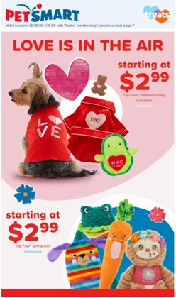 Pet Smart catalogue in Jefferson City MO ( 10 days left )