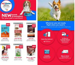 Pet Smart catalogue in Richmond VA ( 21 days left )
