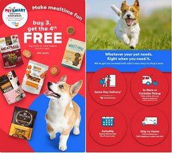Pet Smart catalog ( Published today)