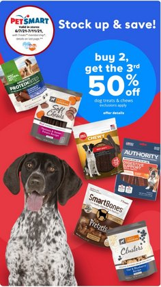 Grocery & Drug deals in the Pet Smart catalog ( Expires today)