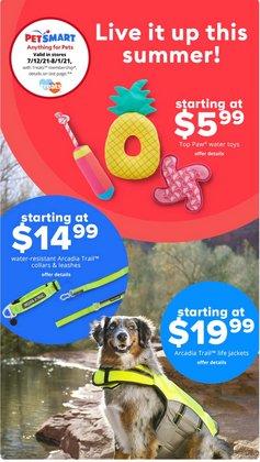 Pet Smart catalog ( 3 days left)