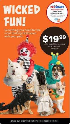 Pet Smart catalog ( 9 days left)