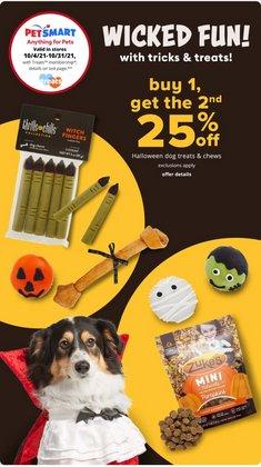 Pet Smart deals in the Pet Smart catalog ( 16 days left)