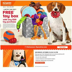 Pet Smart deals in the Sterling VA weekly ad